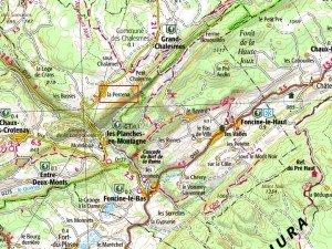 Des sols rubéfiés typiques du climat méditéranéen dans le Haut-Jura, explications…  dans Jura loca-300x225